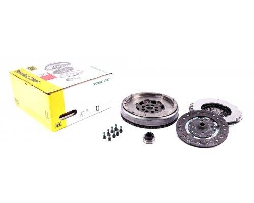 Демпфер + сцепление Fiat Scudo II / Citroen Jumpy II / Peugeot Expert II 2.0HDi 88kW, 100kW 2007- 600013600 LuK (Германия)
