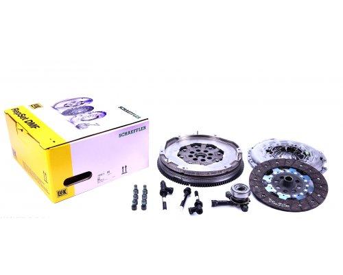 Демпфер / маховик + сцепления (с выжимным, передний привод) Renault Master III / Opel Movano B 2.3dCi 74 / 81 / 92 / 107 / 110kW 2010- 600023500 LuK (Германия)