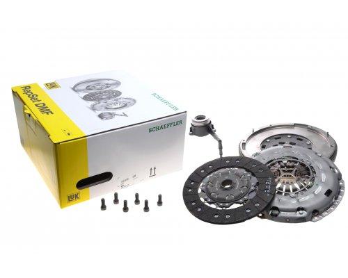 Демпфер / маховик + комплект сцепления (без Старт-Стоп) VW Transporter T5 2.0TDI 100kW / 103kW 2009- 600032100 LuK (Германия)
