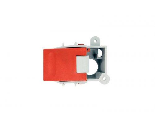 Ручка передней двери внутренняя левая (красная) VW LT 1996-2006 6010-02-018409PP BLIC (Польша)