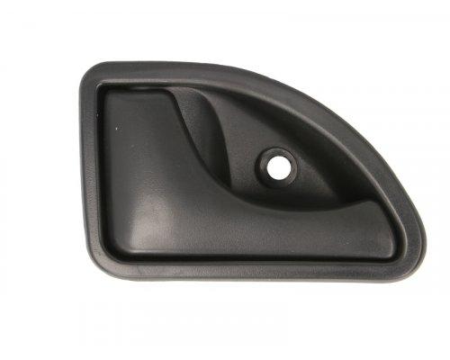 Ручка дверная передняя внутренняя левая Renault Kangoo / Nissan Kubistar 1997-2008 6010-09-029409P BLIC (Польша)