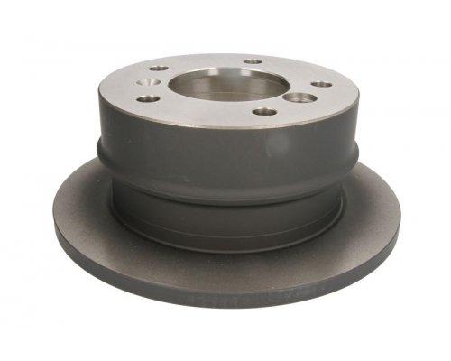 Тормозной диск задний (258х12мм) MB Sprinter 208-216 1995-2006 107688 TOPRAN (Германия)