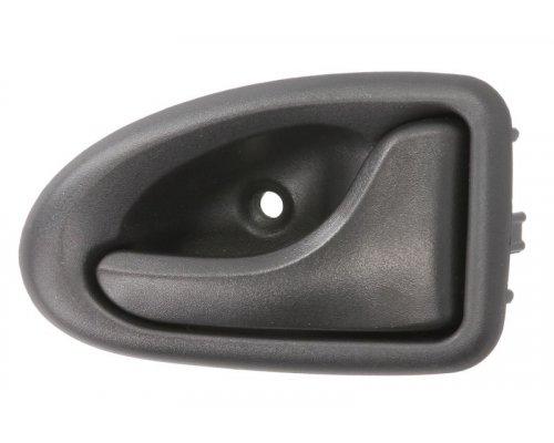 Ручка передней двери внутренняя правая (черная) Renault Master II / Opel Movano 1998-2010 6010-09-032408P BLIC (Польша)