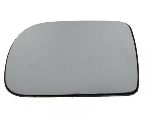 Вкладыш зеркальный левый (сферичное, с подогревом) Renault Kangoo / Nissan Kubistar 1997-2003 6102-02-1231151P BLIC (Польша)