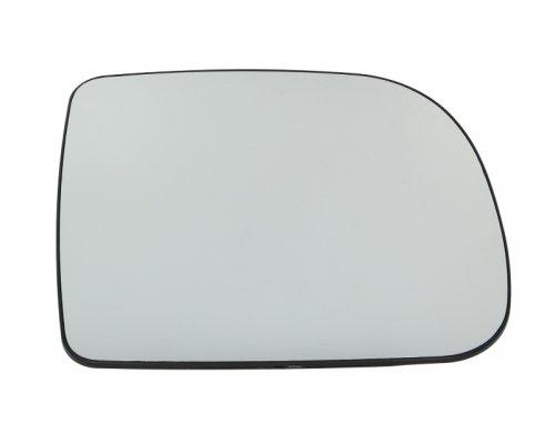 Вкладыш зеркальный правый (сферичное, с подогревом) Renault Kangoo / Nissan Kubistar 1997-2003 6102-02-1232151P BLIC (Польша)
