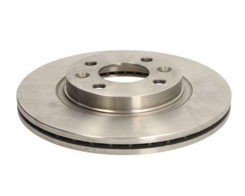 Тормозной диск передний (с ABS, D=259mm) Renault Kangoo / Nissan Kubistar 97-08 6144.10 Remsa (Испания)