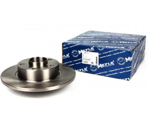 Тормозной диск задний (с подшипником) Renault Trafic II / Opel Vivaro A 2001-2014 6155230022 MEYLE (Германия)