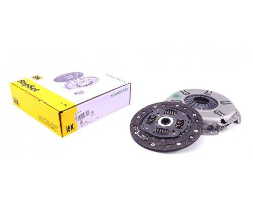 Комплект сцепления (корзина, диск) Renault Kangoo II 1.6 (бензин) 2008- 620311909 LuK (Германия)