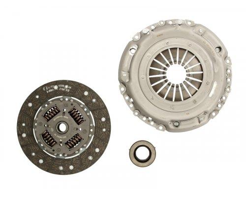 Комплект сцепления (корзина, диск, выжимной) VW Caddy III 1.6TDI 10- 623 3534 00 LuK (Германия)