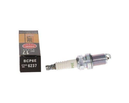 Свеча зажигания (с газовой установкой) Renault Kangoo II 1.6 (бензин) 64kW / 78kW 08- 6237 NGK (Япония)