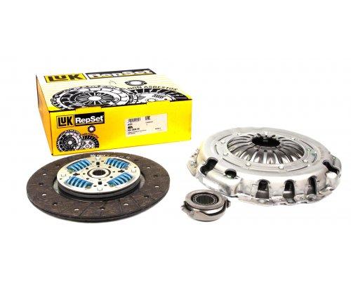 Комплект сцепления (корзина, диск, выжимной) Renault Master II 2.8dTI / Opel Movano 2.8DTI 1998-2010 624308800 LuK (Германия)