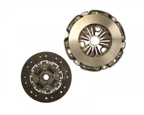 Комплект сцепления (корзина + диск) MB Vito 639 2.2CDI (85/100/110kW, двигатель OM646) 2003- 624316209 LuK (Германия)