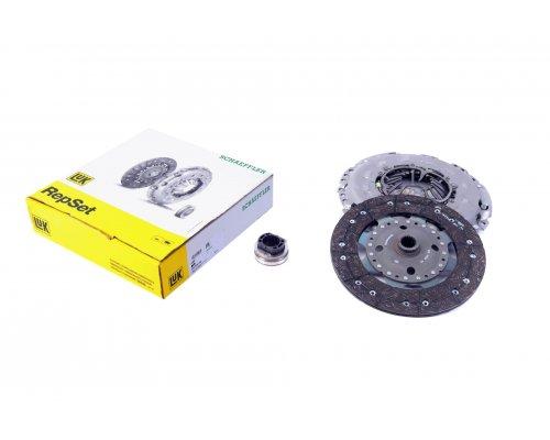 Комплект сцепления Fiat Scudo II / Citroen Jumpy II / Peugeot Expert II 2.0HDi 88kW, 100kW 2007- 624326700 LuK (Германия)