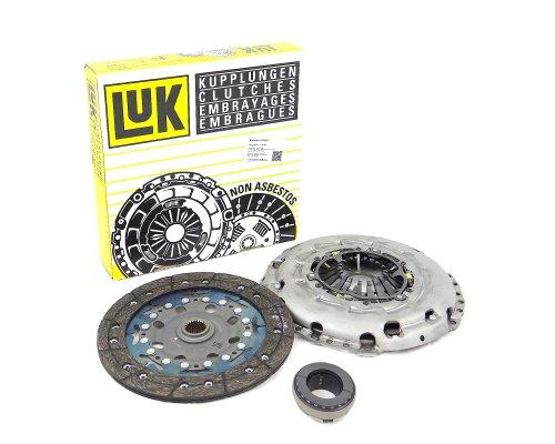 Комплект сцепления Fiat Scudo II / Citroen Jumpy II / Peugeot Expert II 2.0HDi 120kW 2007- 624341700 LuK (Германия)