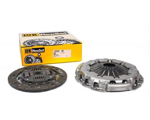 Комплект сцепления (корзина + диск) Renault Trafic II / Opel Vivaro A 2.0dCi 06-14 624347609 LuK (Германия)
