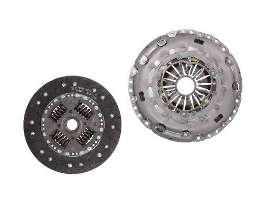 Комплект сцепления (корзина, диск) VW Crafter 2.0TDI 80kW / 84kW / 100kW / 105kW 2011- 624370309 LuK (Германия)