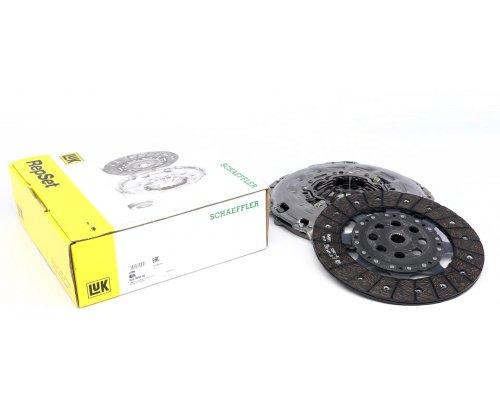 Комплект сцепления (корзина, диск, передний привод) Renault Master III / Opel Movano B 2.3dCi 74 / 81 / 92 / 107 / 110kW 2010- 626304909 LuK (Германия)