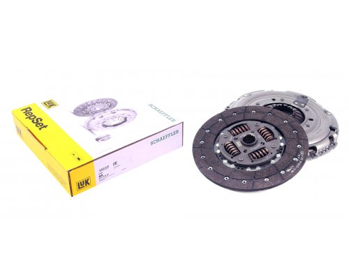 Комплект сцепления (корзина, диск) VW Crafter 2.0TDI 120kW / 120kW 4motion 2011- 626313009 LuK (Германия)