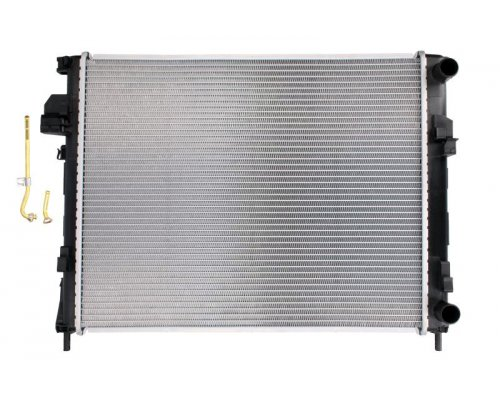 Радиатор охлаждения (с кондиционером) Renault Trafic II / Opel Vivaro A 1.9dCi 2001-2014 63025A NISSENS (Дания)