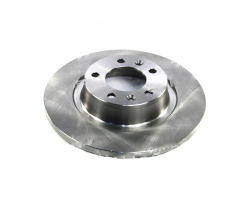 Тормозной диск передний (281x26мм) Fiat Scudo / Citroen Jumpy / Peugeot Expert 1995-2006 6305.11 Remsa (Испания)