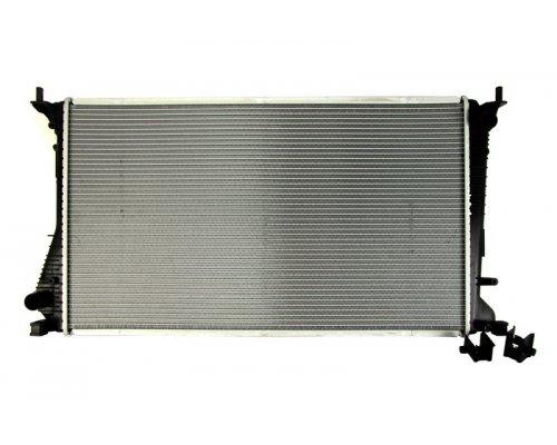Радиатор охлаждения Renault Trafic II / Opel Vivaro A 2.0dCi 107kW 2001-2014 630709 NISSENS (Дания)