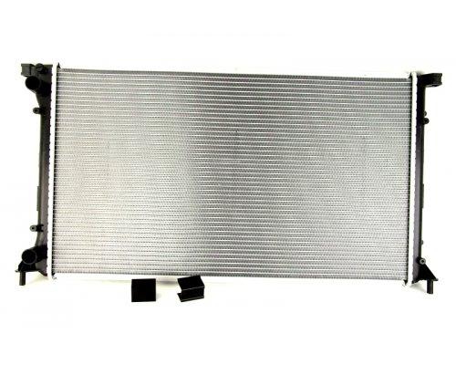 Радиатор охлаждения (c кондиционером) Renault Trafic II / Opel Vivaro A 2.0dCi 99kW 2001-2014 63818A NISSENS (Дания)