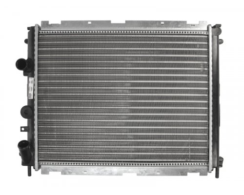 Радиатор охлаждения (476х399х40мм) Renault Kangoo 1.4 (бензин) 1997-2008 63855A NISSENS (Дания)
