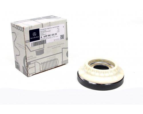 Подшипник опорный переднего амортизатора MB Vito 639 2003-2010 6399810325 MERCEDES (Оригинал, Германия)