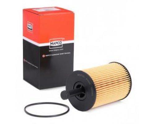 Фильтр масляный VW Caddy III 1.9TDI / 2.0SDI / 2.0TDI (103kW) 04-10 64806 MAPCO (Германия)
