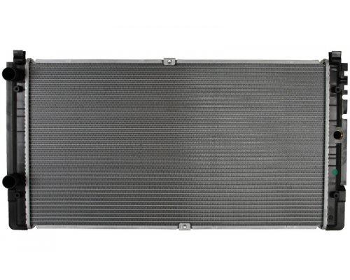 Радиатор охлаждения (720х390х24мм) VW Transporter T4 1990-2003 65238A NISSENS (Дания)