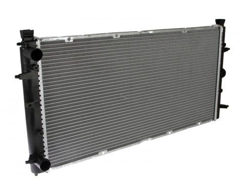 Радиатор охлаждения (720х346х34мм) VW Transporter T4 1990-2003 VWA2114 Elit (Украина)
