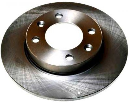 Тормозной диск передний (283x26мм) Peugeot Partner II / Citroen Berlingo II 2008- 6604.10 Remsa (Испания)