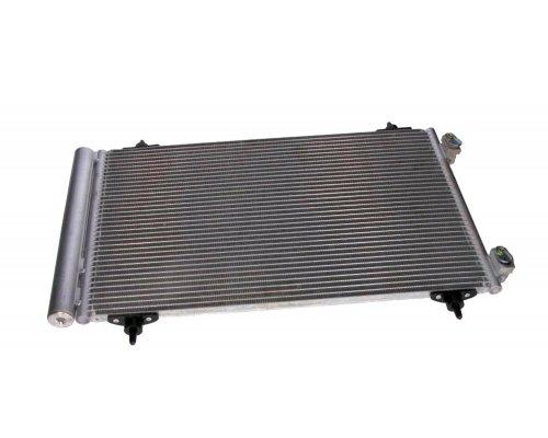 Радиатор кондиционера Fiat Scudo II / Citroen Jumpy II / Peugeot Expert II 1.6HDi, 2.0HDi 2007- 667016 ERA (Италия)