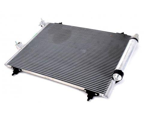 Радиатор кондиционера Citroen Jumpy II / Peugeot Expert II 2.0 (бензин) 2007- 667063 ERA (Италия)