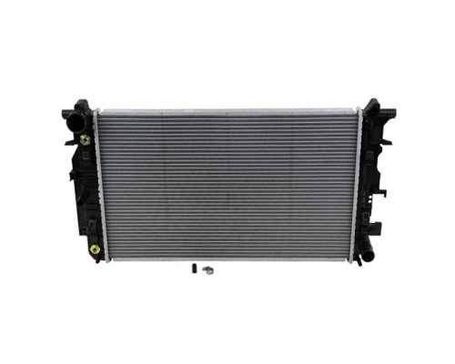 Радиатор охлаждения (АКПП) VW Crafter 2006- 67157A NISSENS (Дания)