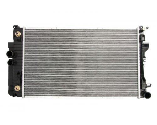 Радиатор охлаждения (автоматическая КПП) MB Vito 639 2003- 67174 NISSENS (Дания)