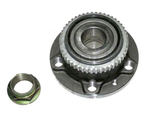 Подшипник ступицы задний (ступица, с ABS) Fiat Scudo / Citroen Jumpy / Peugeot Expert 1995-2006 682305 OPTIMAL (Германия)