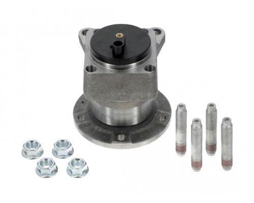 Подшипник ступицы задний (ступица, дисковые тормоза) Fiat Scudo II / Citroen Jumpy II / Peugeot Expert II 2007- 682757 OPTIMAL (Германия)