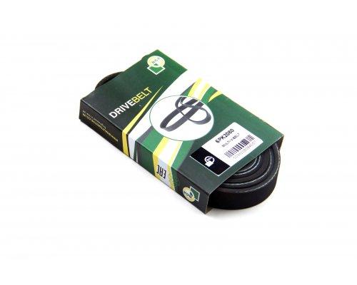 Ремень генератора (без кондиционера) MB Vito 638 2.2CDI 96-03 6PK2080 BGA (Великобритания)