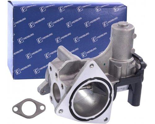 Клапан EGR рециркуляции отработанных газов (двигатель BNZ / BPC) VW Transporter T5 2.5TDI 2003-2009 7.00823.06.0 PIERBURG (Оригинал, Германия)