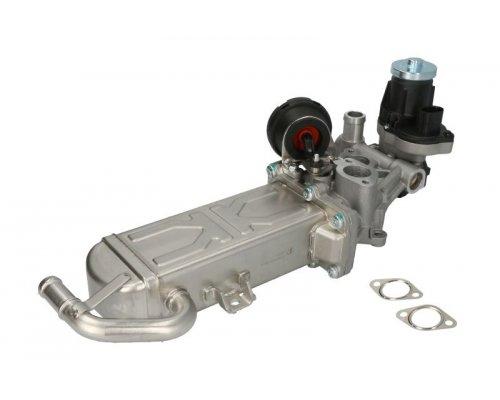 Клапан EGR рециркуляции отработанных газов (с радиатором) VW Caddy III 1.6TDI / 2.0TDI 2010-2015 7.09720.00.0 PIERBURG (Германия)