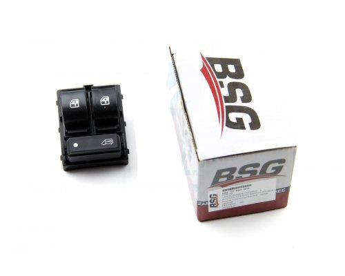 Кнопка стеклоподъемника (водительска) Fiat Ducato II / Citroen Jumper II / Peugeot Boxer II 2006- 70-860-004 BSG (Турция)