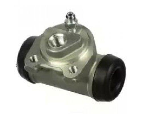 Цилиндр тормозной рабочий задний (не для повышенной нагрузки) Renault Kangoo / Nissan Kubistar 97-08 700549 TOPRAN (Германия)