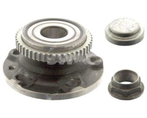 Подшипник ступицы задний (ступица, с ABS) Fiat Scudo / Citroen Jumpy / Peugeot Expert 1995-2006 70914535 SWAG (Германия)