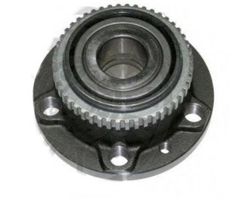 Подшипник ступицы задний (ступица, с ABS) Fiat Scudo / Citroen Jumpy / Peugeot Expert 1995-2006 713630570 FAG (Германия)