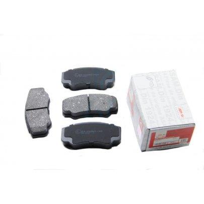 Тормозные колодки задние Fiat Ducato / Citroen Jumper / Peugeot Boxer 2002-2006 71390 ASAM (Румыния)
