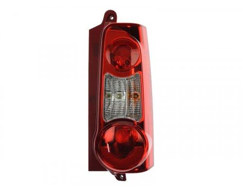 Фонарь задний правый (красный, распашонка) Peugeot Partner II / Citroen Berlingo II 2008- 714000283512 MAGNETI MARELLI (Италия)