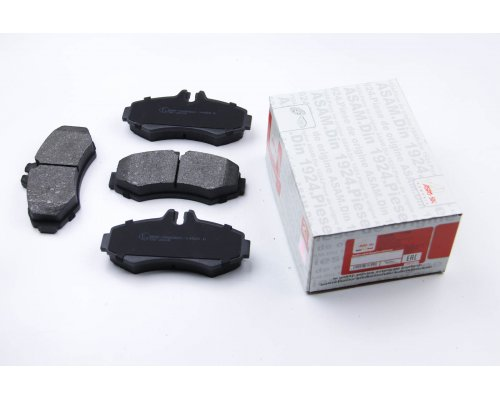 Тормозные колодки передние без датчика (система BOSCH) MB Vito 638 1996-2003 71729 ASAM (Румыния)