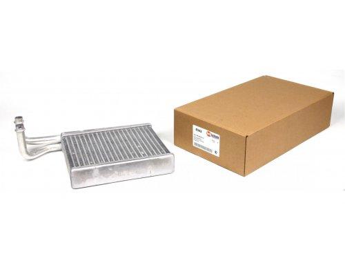 Радиатор печки (версия: VALEO, 220х165х40мм) MB Sprinter 1995-2006 72043 NISSENS (Дания)