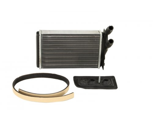 Радиатор печки Renault Kangoo / Nissan Kubistar 97-08 72985 NISSENS (Дания)